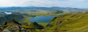 Izlandi panoráma. Mikor érdemes Izlandrra utazni? Bármikor.