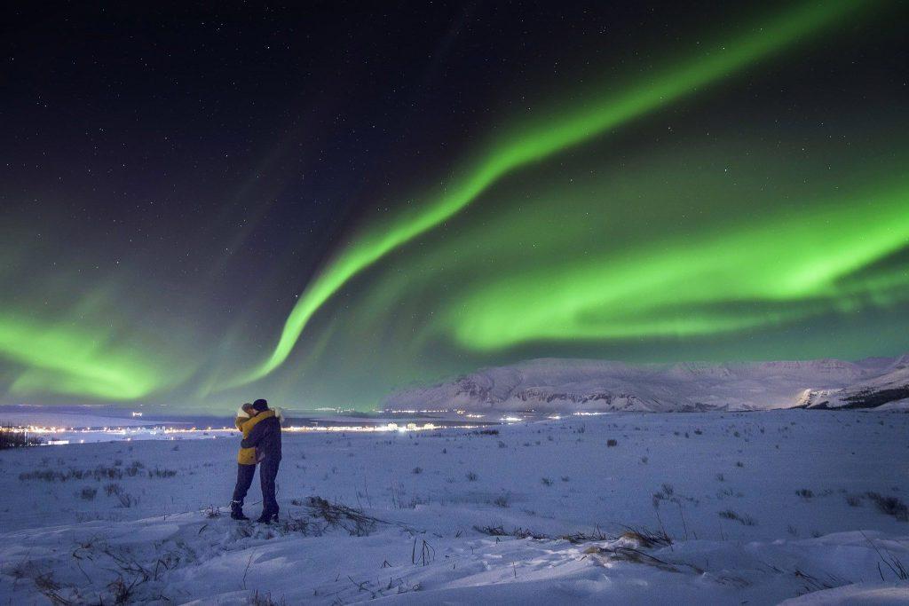 Sarki feny Izlandon