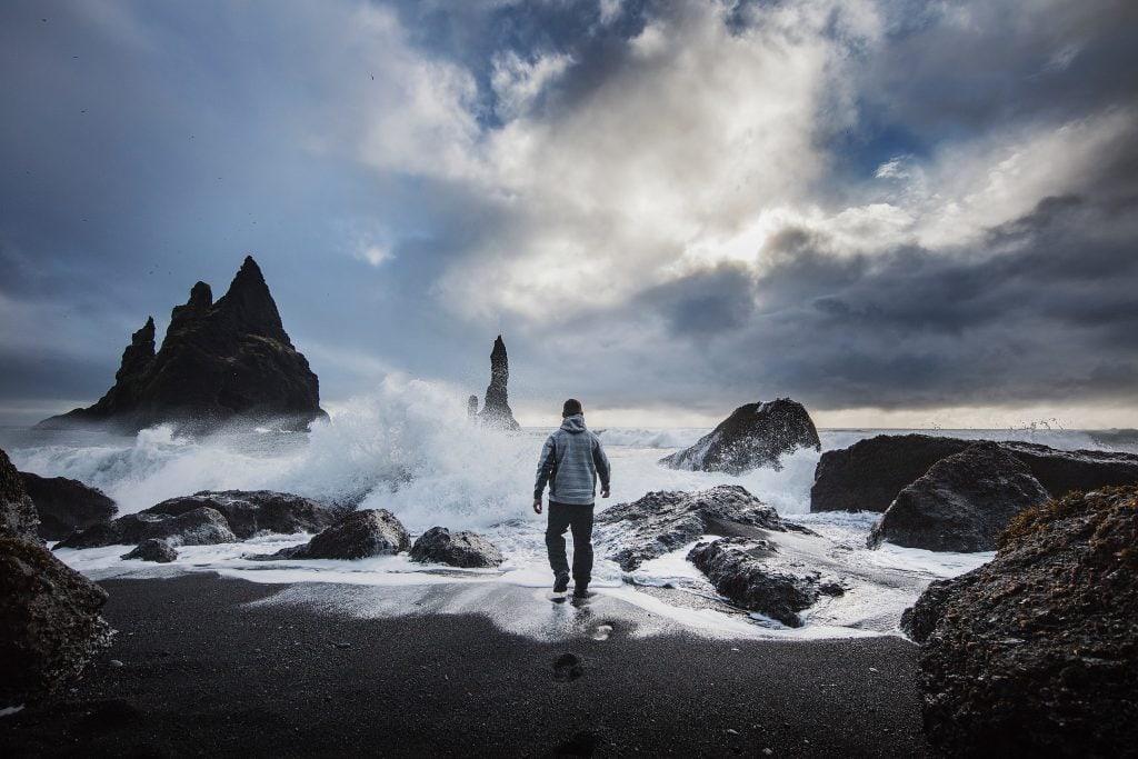 A Reynisfjara az egyik legszebb látnivaló Dél-Izlandon