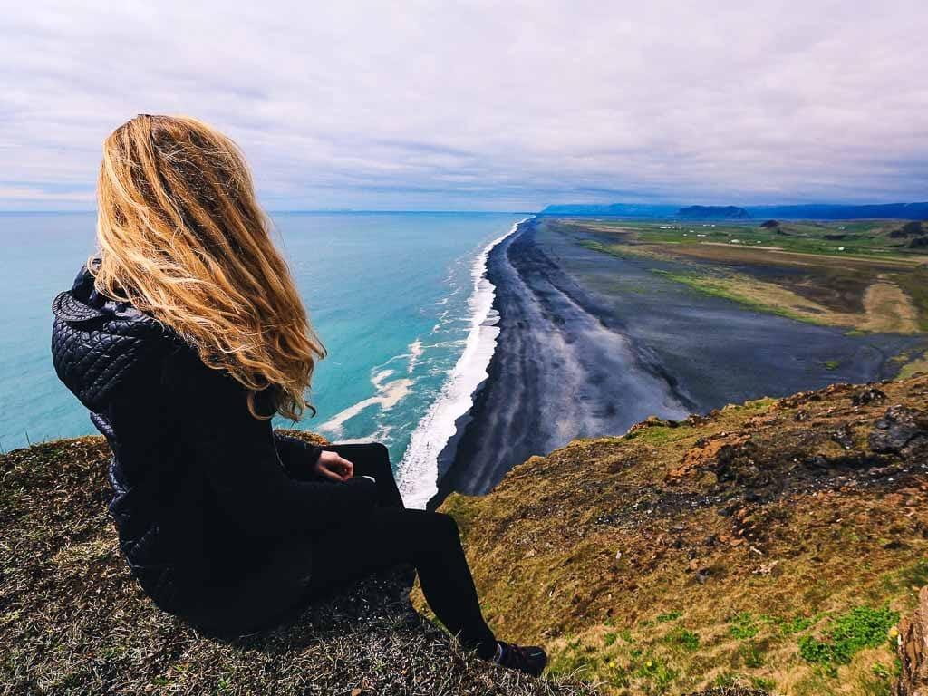 Izland jó időben a legszebb
