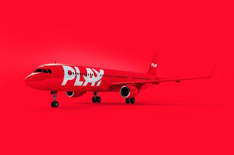 Az új izlandi fapados légitársaság: play