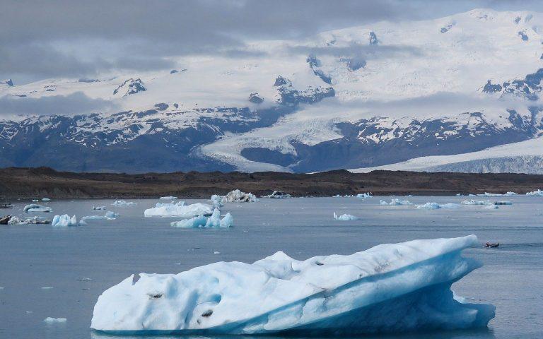 A Vatnajökull gleccser
