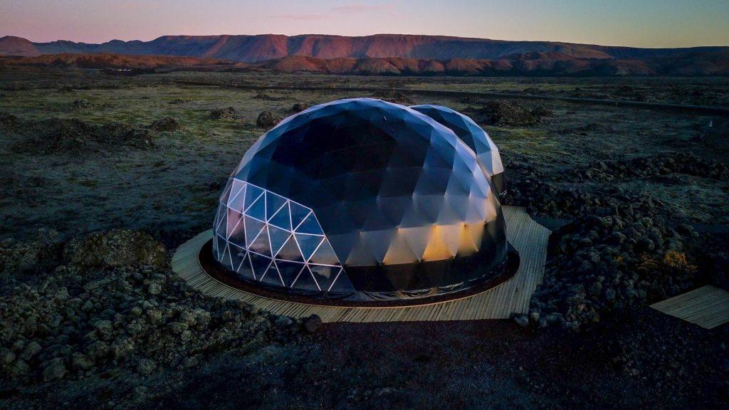 Aurora Base Camp Reykjavik