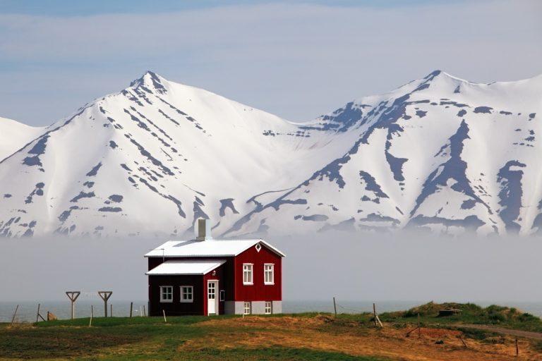 Magácsony ház Izlandon