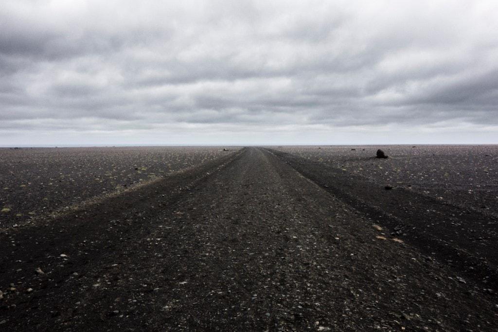 izland relűlőgép-roncs fekete sivatag