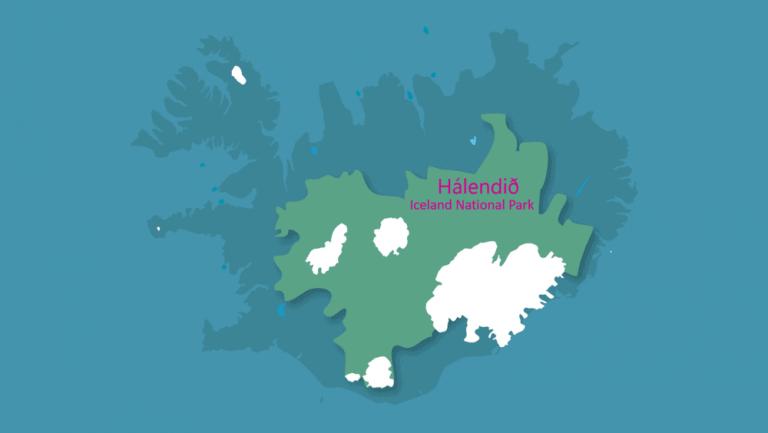 Izland nemzeti park