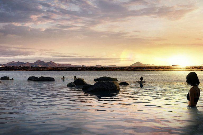 Luxus termálfürdő Reykjavík