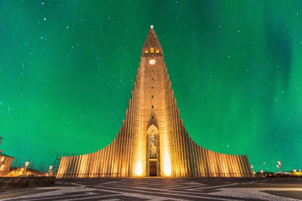 sarki féeny reykjavik belvárosában