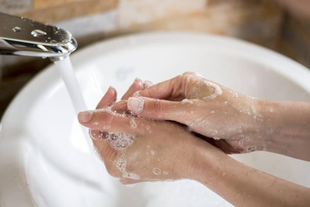 Koronavírus Izland - fontos a rendszeres kézmosás