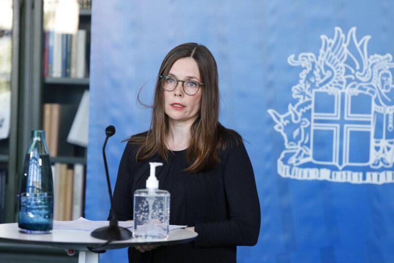 Katrin Jakobsdóttir