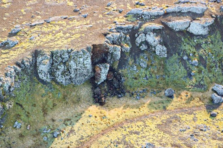 Földrendések Izlandon