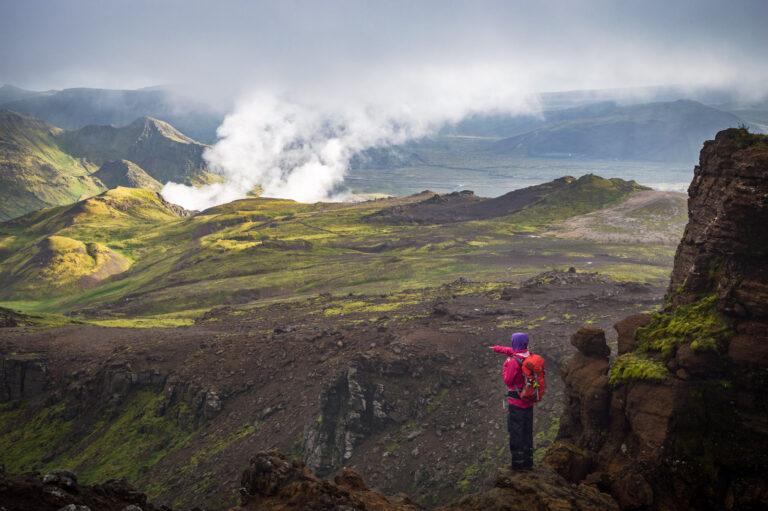 Földrengés és Vulkánkitörés Izlandon